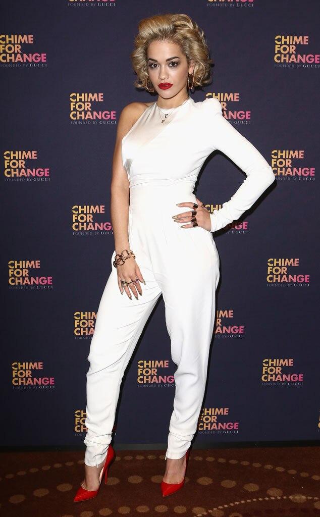 Rita Ora, Chime for Change