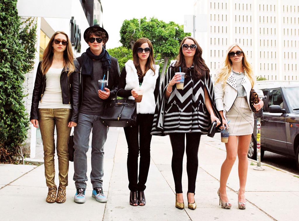 Bling Ring, Taissa Farmiga, Israel Broussard, Emma Watson, Katie Chang, Claire Julien