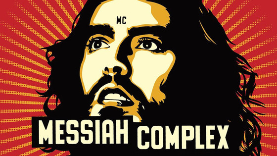 Russell Brand, Messiah Complex Tour