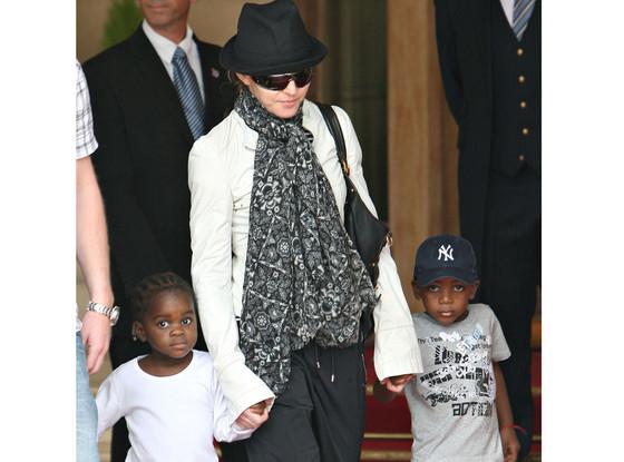 Madonna, David Banda, Mercy James