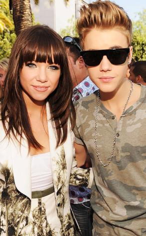 Carly Rae Jepsen, Justin Bieber