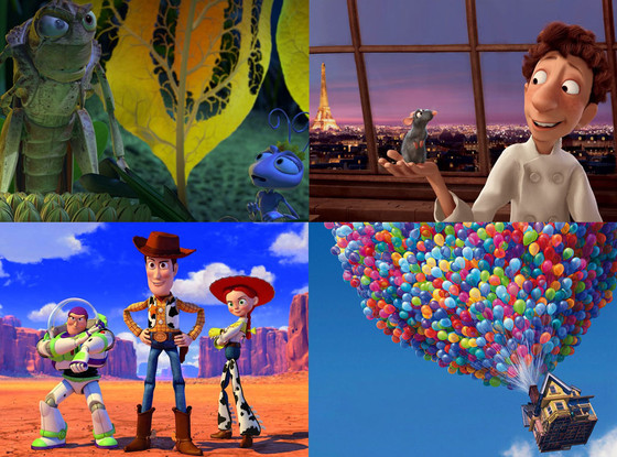 Pixar Split