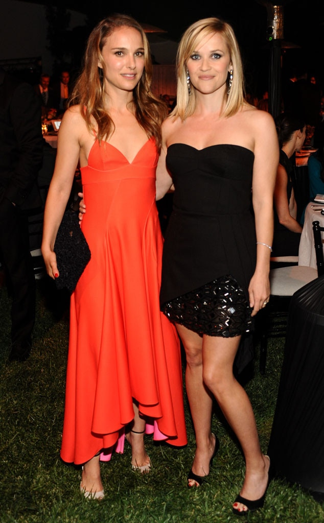 Natalie Portman, Reese Witherspoon