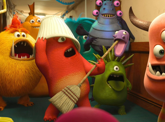 Monsters U