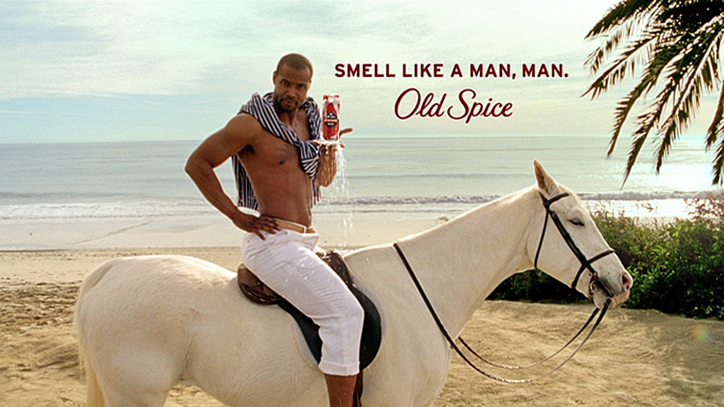 Isaiah Mustafa, Hot guys of advertising