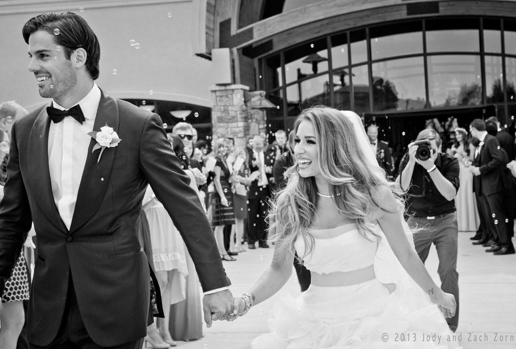 Eric Decker And Jessie James Wedding
