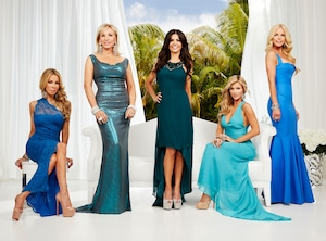 Real Housewives of Miami, Lisa Hochstein, Lea Black, Adriana De Moura, Joanna Krupa, Alexia Echevarria