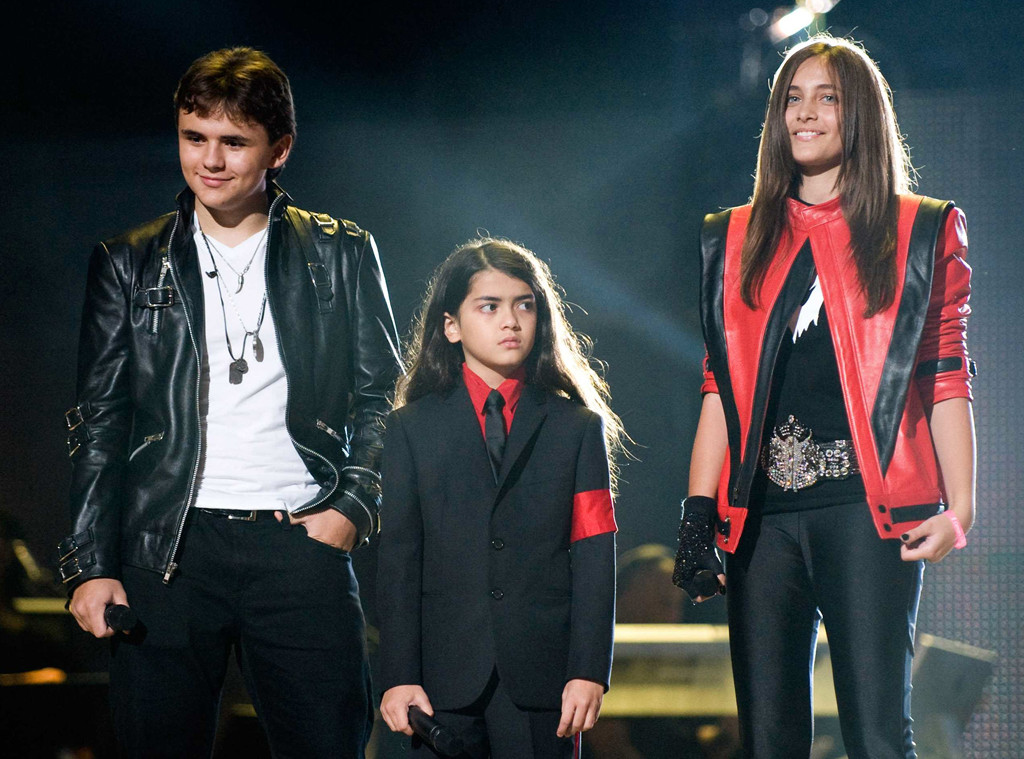 Everything We Know About Michael Jackson S Youngest Son Blanket E Online