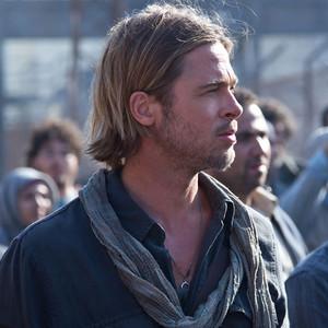 World War Z, Brad Pitt