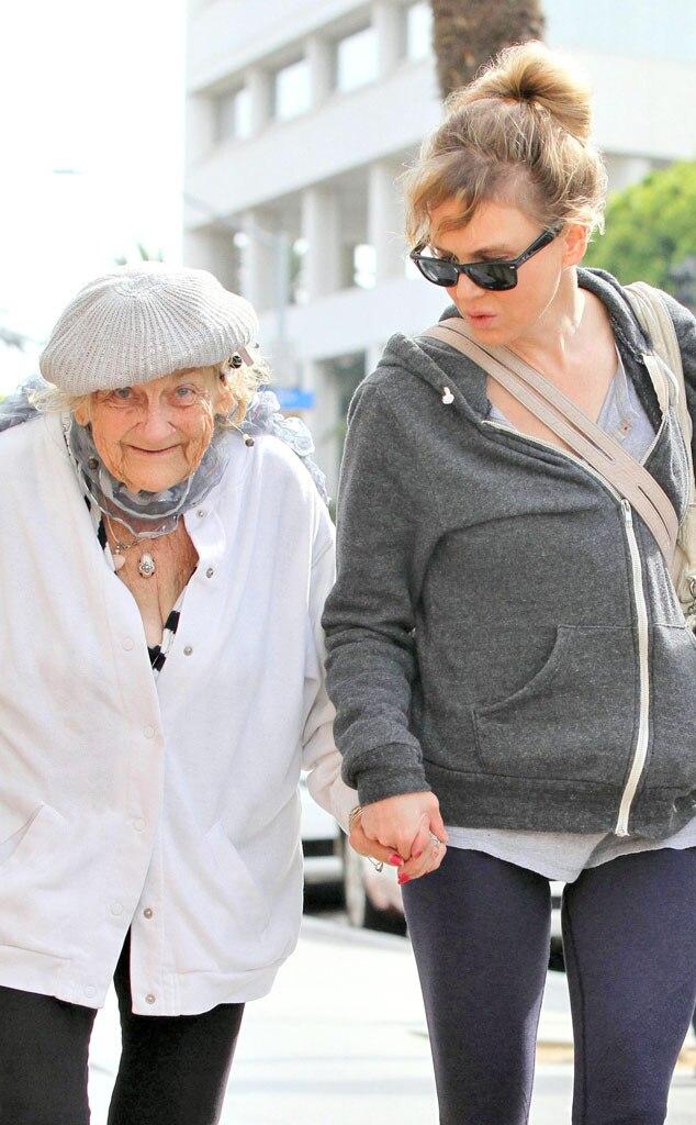 Renee Zellweger, Grandmother