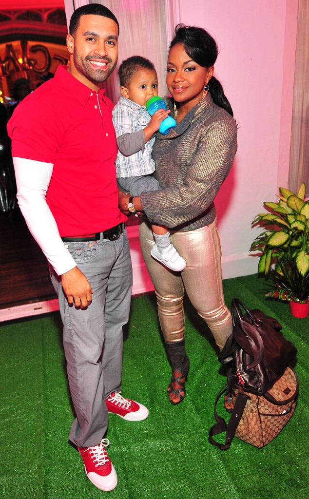 Apollo Nida, Ayden Nida, Phaedra Parks, Reality TV Kid Stars