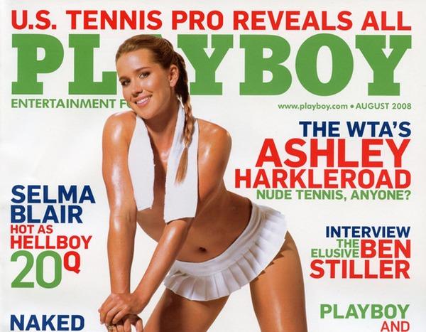 Ashley harkleroad in playboy — img 9