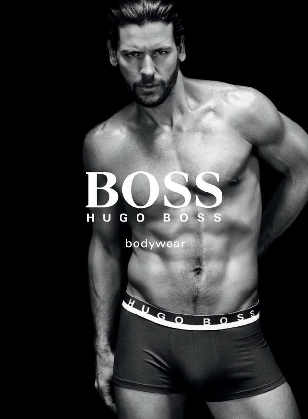 Josh Button, Hot guys of advertising