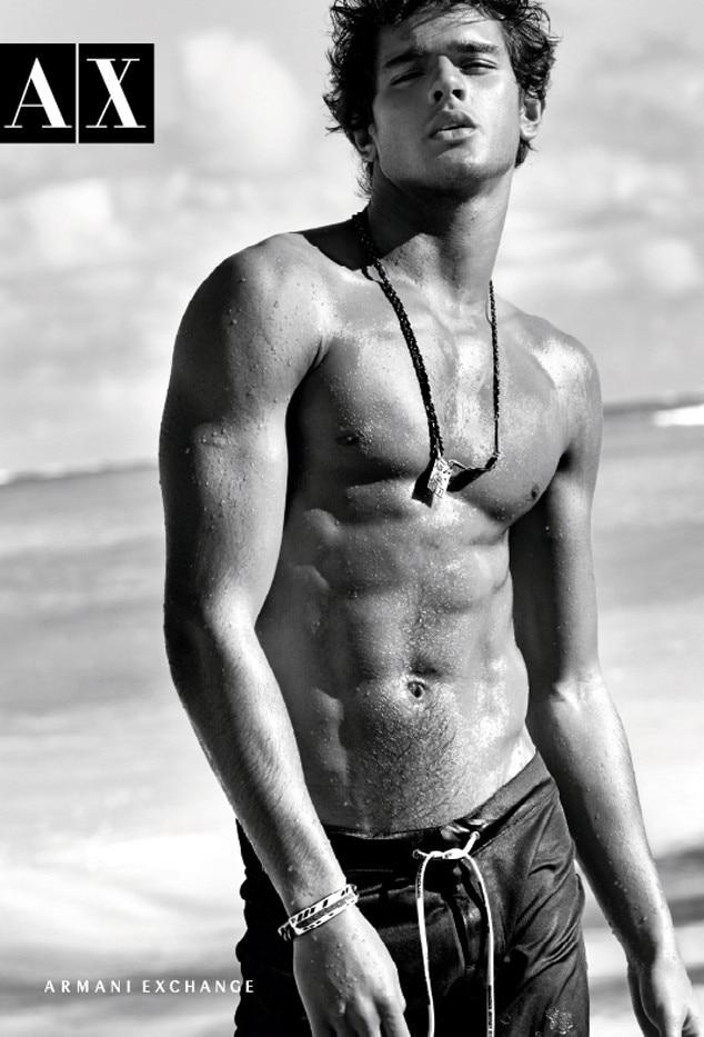 Marlon Teixeira, Hot guys of advertising