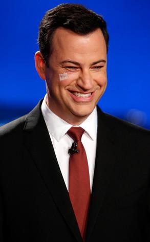 Jimmy Kimmel, Black Eye
