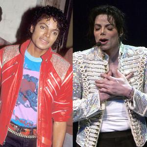 Michael Jackson, Costumes