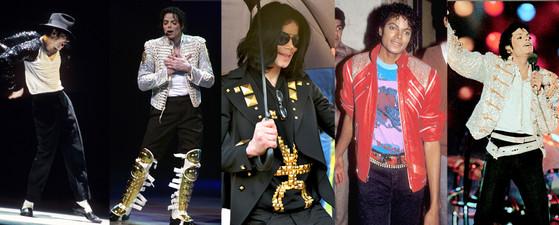 Os figurinos mais icônicos da carreira de Michael Jackson