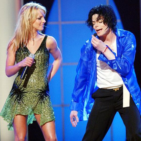 Britney Spears, Michael Jackson, Twitter