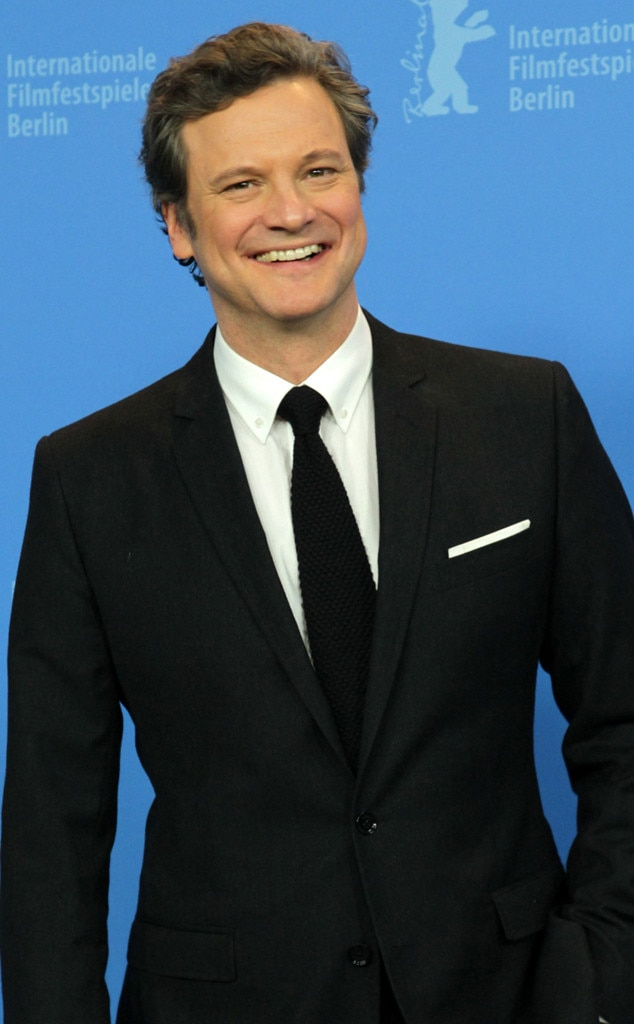 Colin Firth from Hot Leading Men Over 50 | E! News