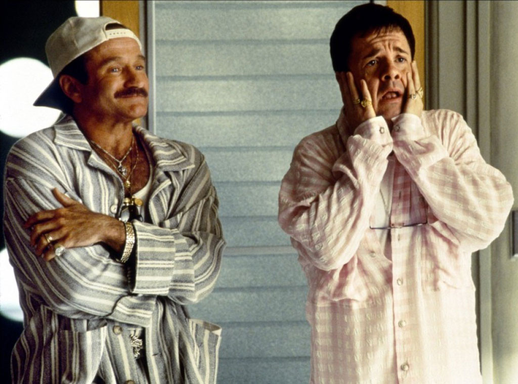 The Birdcage, Robin Williams, Nathan Lane