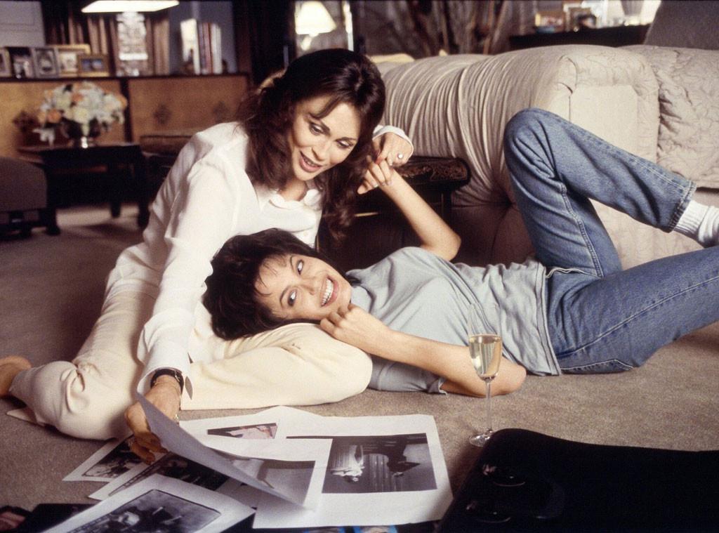 Gia, Angelina Jolie, Faye Dunaway