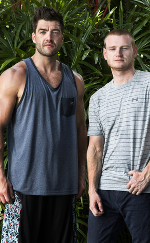 Chris, Wes, The Challenge Rivals 2