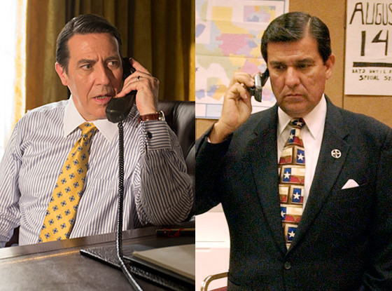 Ciaran Hinds, Political Animals, Eddie Lucio Jr