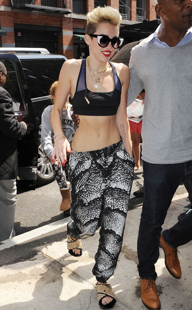 Miley Cyrus, Sunglasses Trends