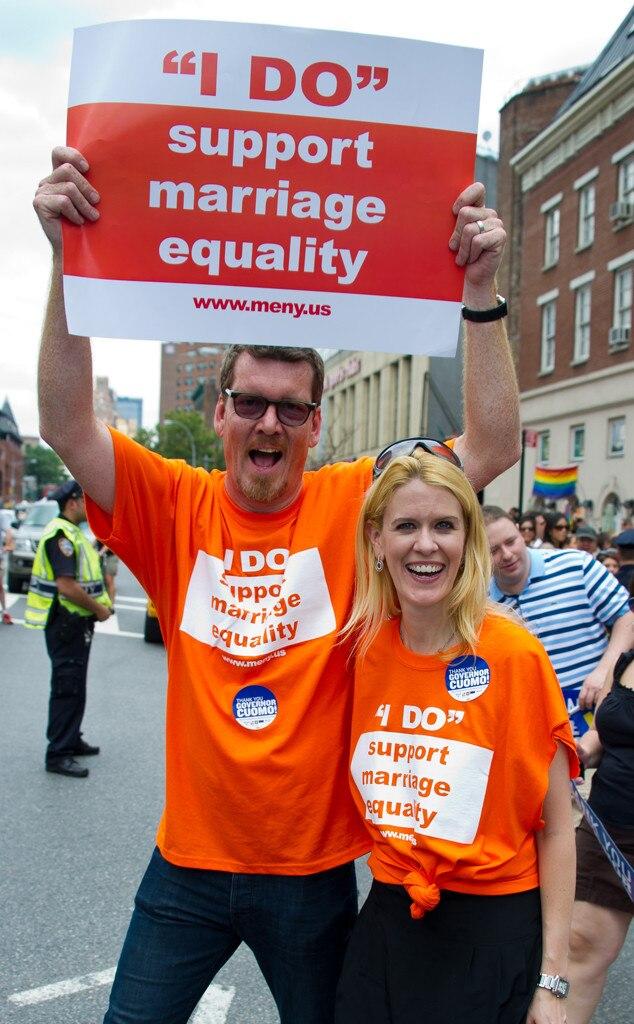 Alex McCord, Simon van Kempen, Marriage Equality