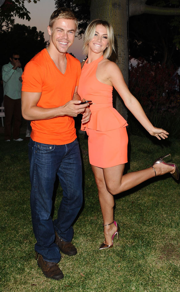 Derek Hough, Julianne Hough