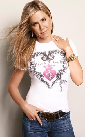 Jennifer Aniston, EIF