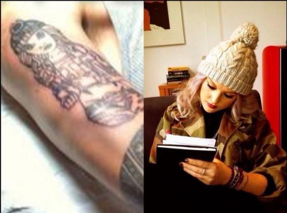 Zayn Malik, tatuaje