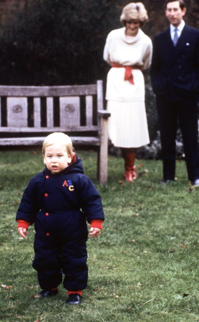 Prince William, Diana Princess of Wales, Prince Charles
