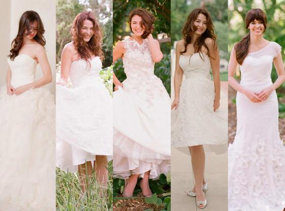 Kirstie Kelly, Wedding Gowns