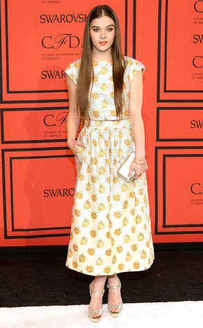 CFDA Fashion Awards, Hailee Steinfeld