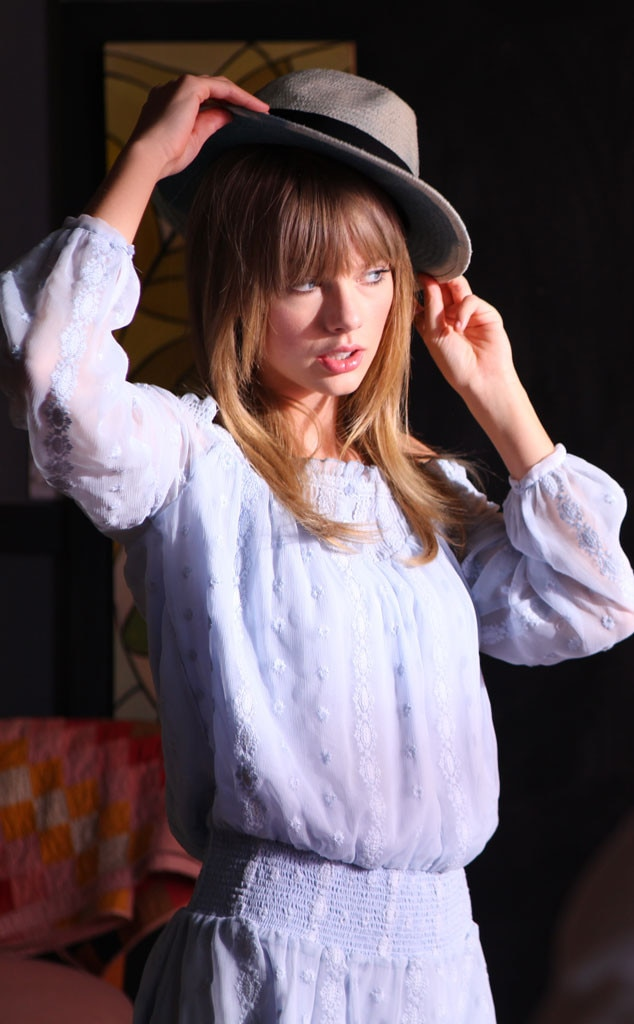 Taylor by Taylor Swift Fragrance, Behind the Scenes