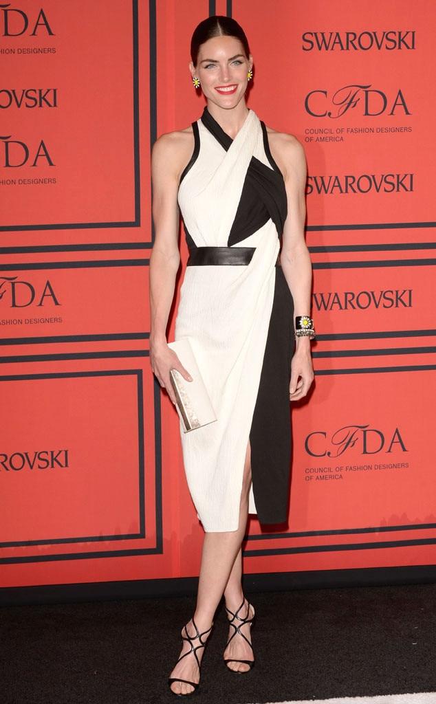 CFDA Fashion Awards, Hilary Rhoda