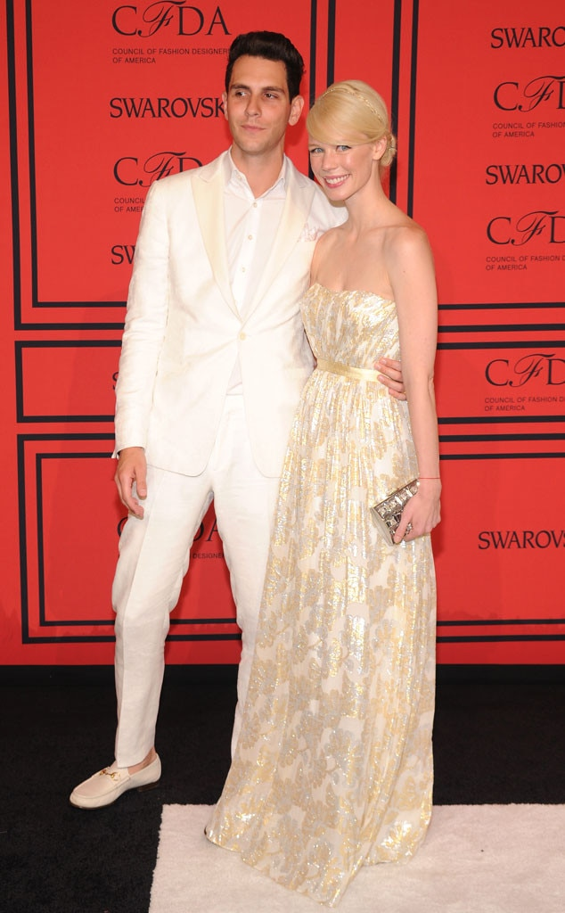 CFDA Fashion Awards, Gabe Saporta, Erin Fetherston