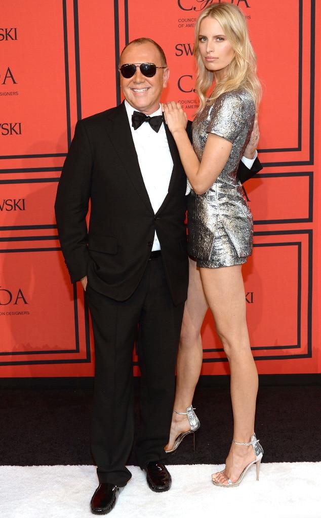 CFDA Fashion Awards, Michael Kors, Karolina Kurkova