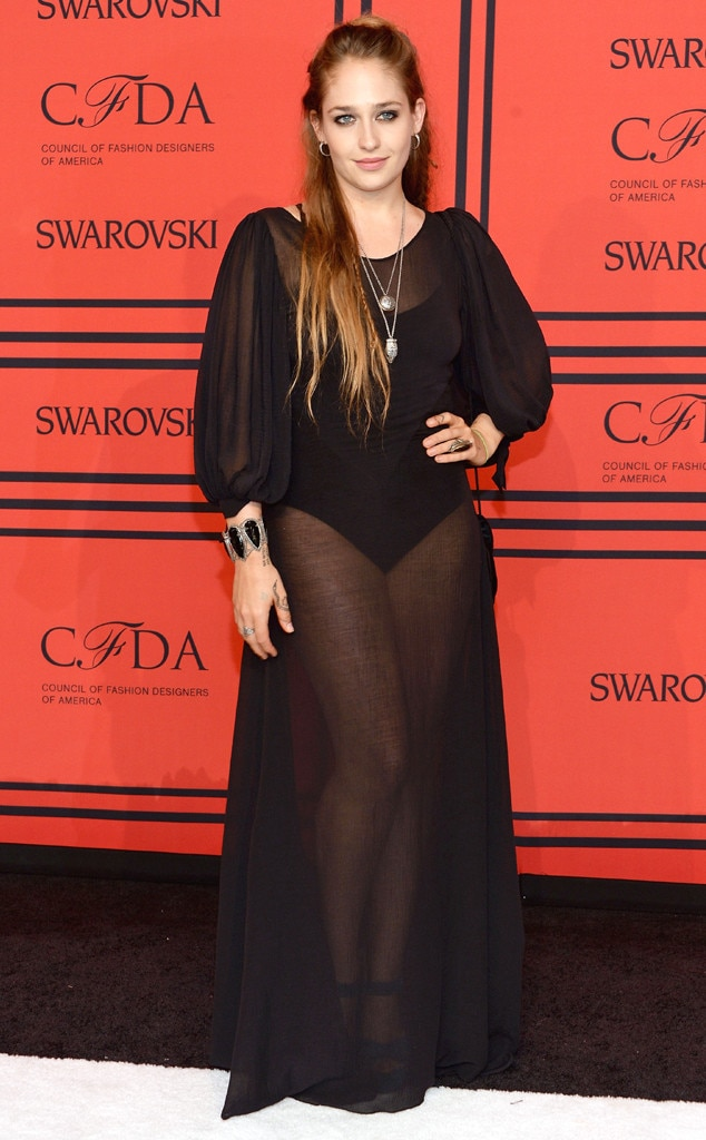 CFDA Fashion Awards, Jemima Kirke