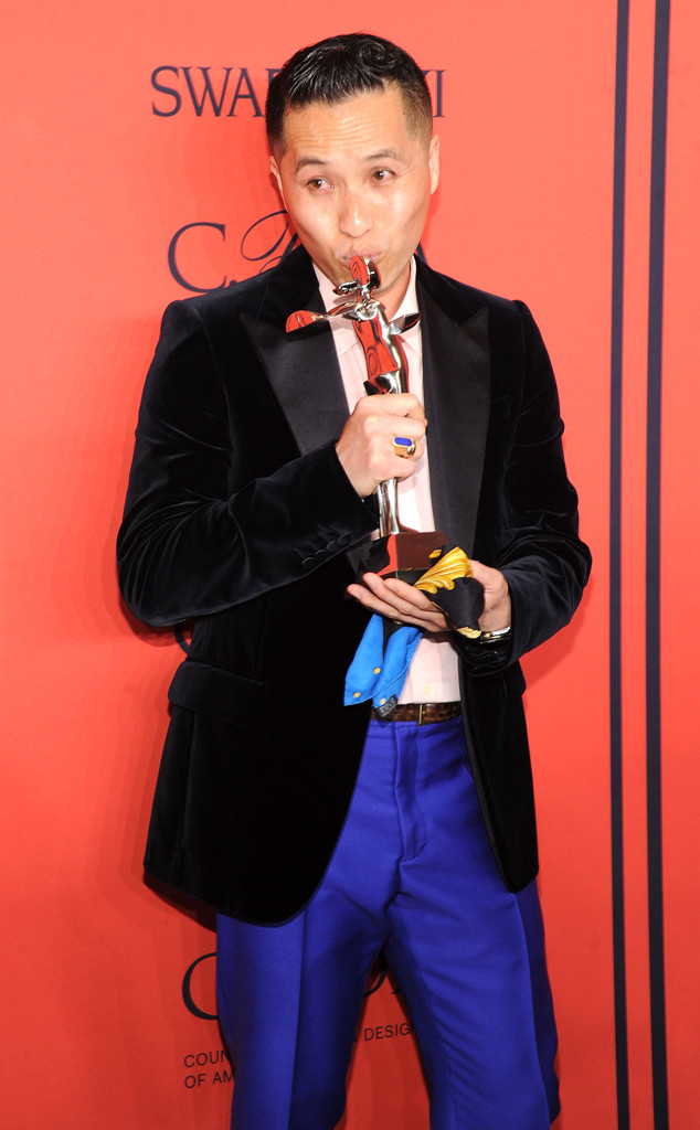 Winner, CFDA Fashion Awards, Phillip Lim