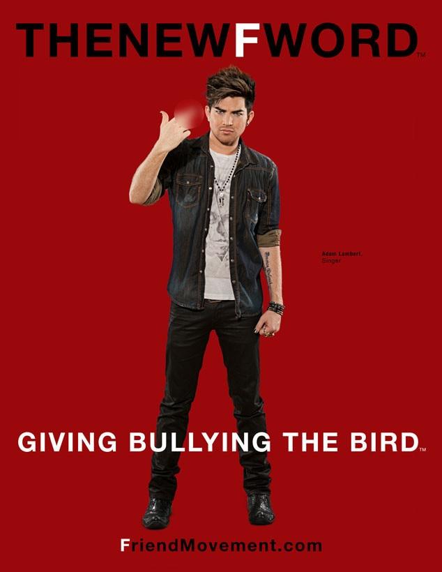 Adam Lambert, Friend Movement