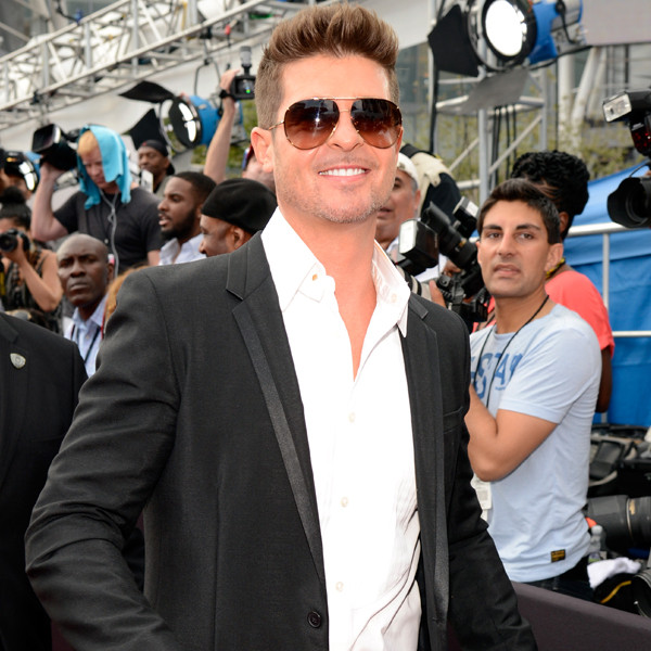 Robin Thicke, 2013 BET Awards