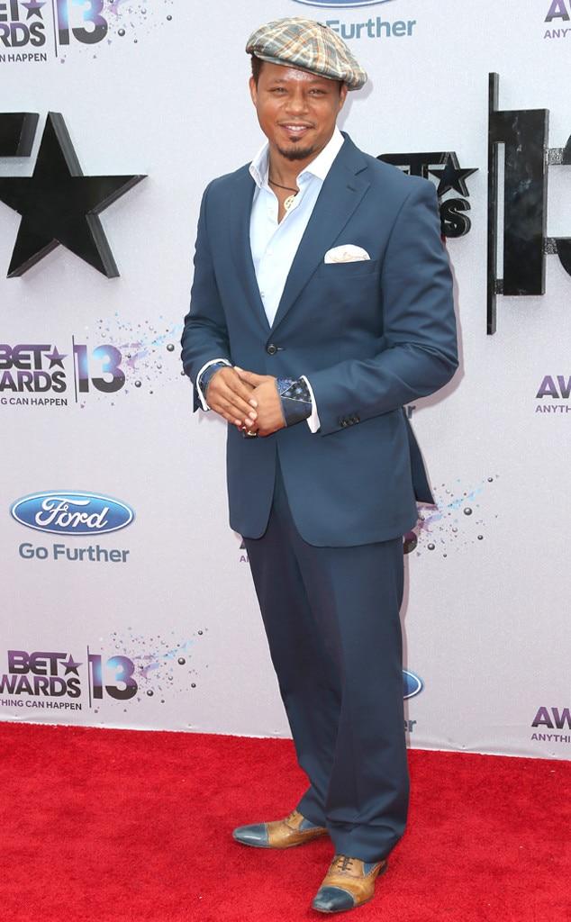 Terrence Howard, 2013 BET Awards