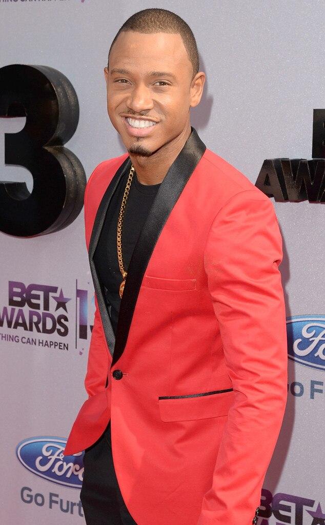Terrence J, 2013 BET Awards