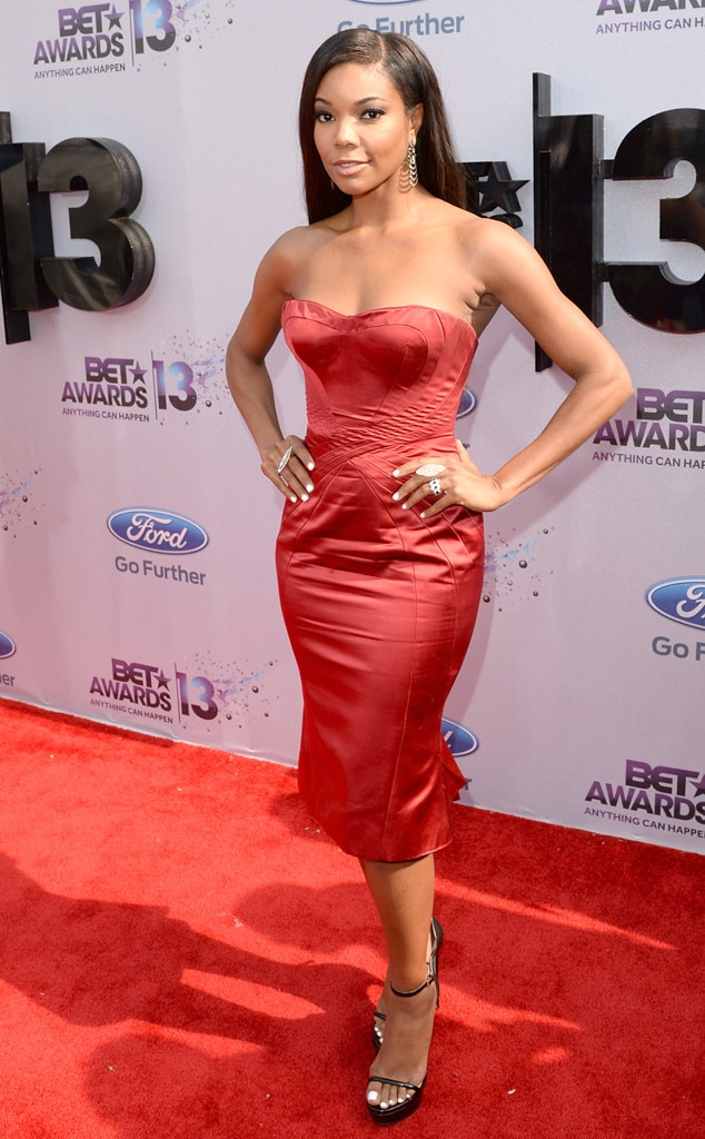 Gabrielle Union, 2013 BET Awards