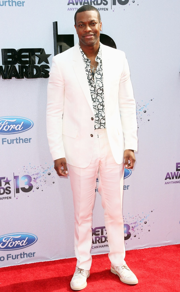 Chris Tucker, 2013 BET Awards