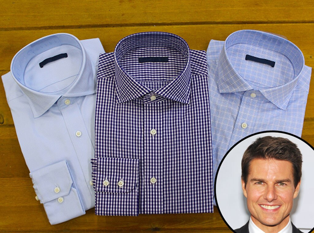 Father's Day Gift Guide, Hall & Madden shirts, Tom Cruise