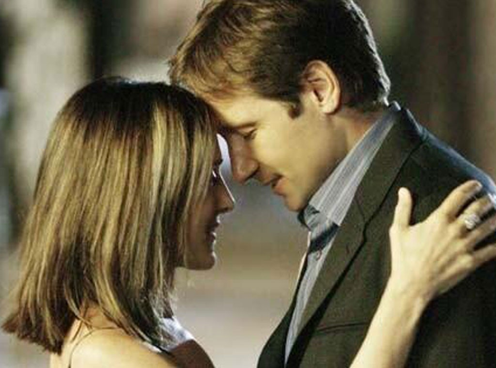 """David Duchovny -  Carrie reconnects with her high school sweetheart Jeremy, played by The X: Files  star, in """"Boy, Interrupted"""" (Season 5). Their reunion was short-lived, as her former beau soon shared he's in a mental institution."""