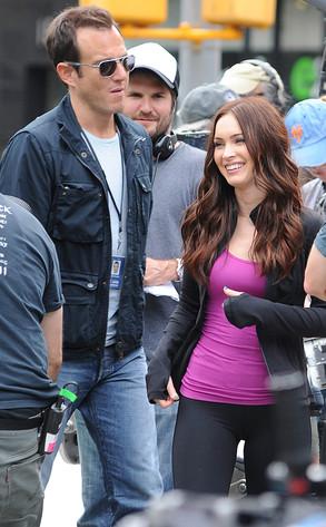 Will Arnett, Megan Fox
